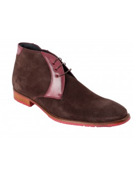 BOTIN MARRON 6136PC