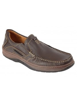 MOCASIN MARRON 5051KS