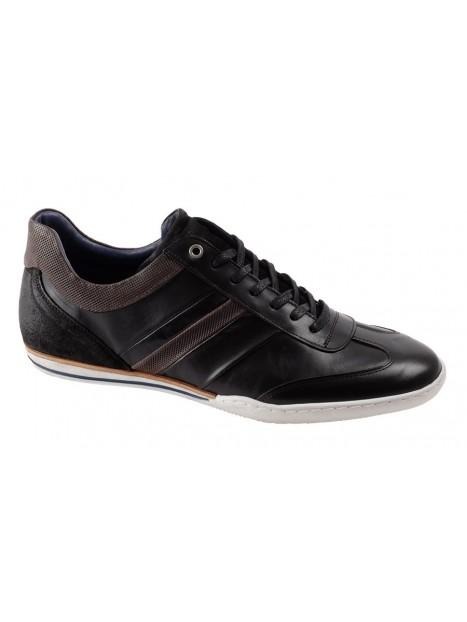 Zapato Negro Tallas Grandes 400W