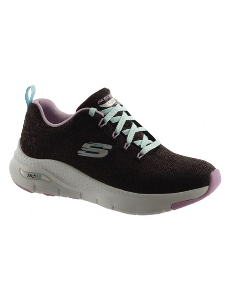 Deportivas Para Mujer Negro Skechers 9414SK