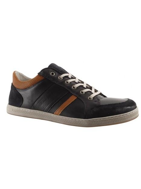 Zapato Azul Marino Tallas Grandes 588W