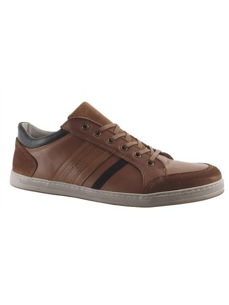 Zapato Cuero Tallas Grandes 588W