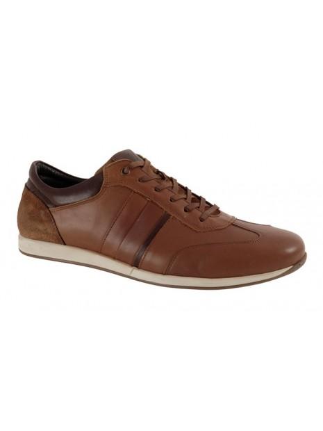 Zapato Coñac Tallas Grandes 757W
